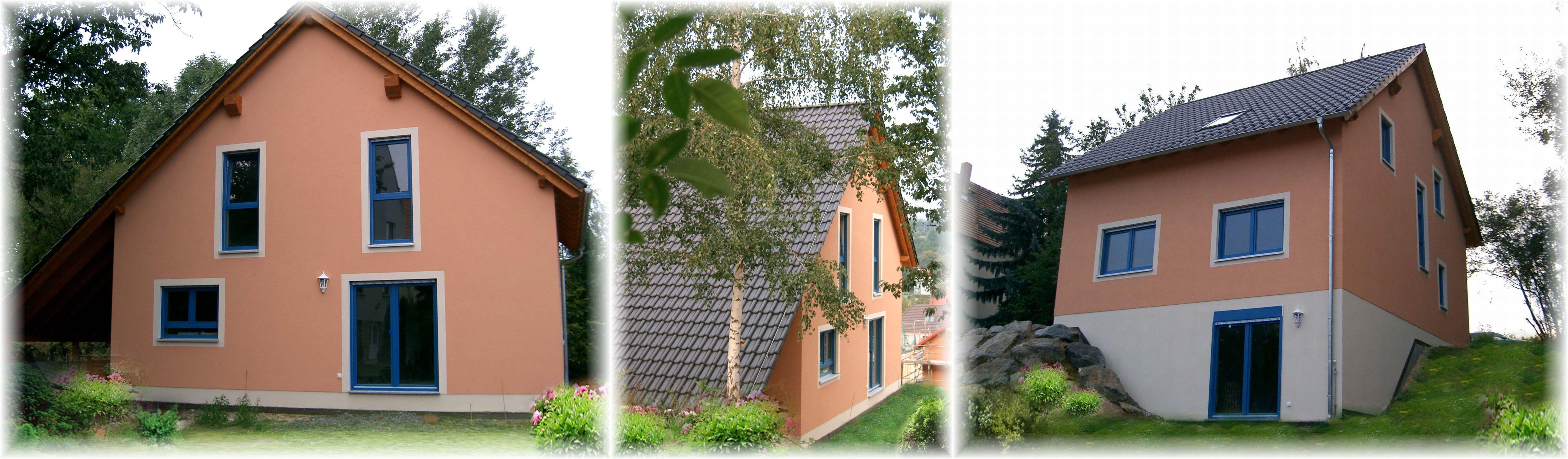 Bezaubernd Welche Fassadenfarbe Passt Zu Braunen Fenstern Sammlung Von Referenz