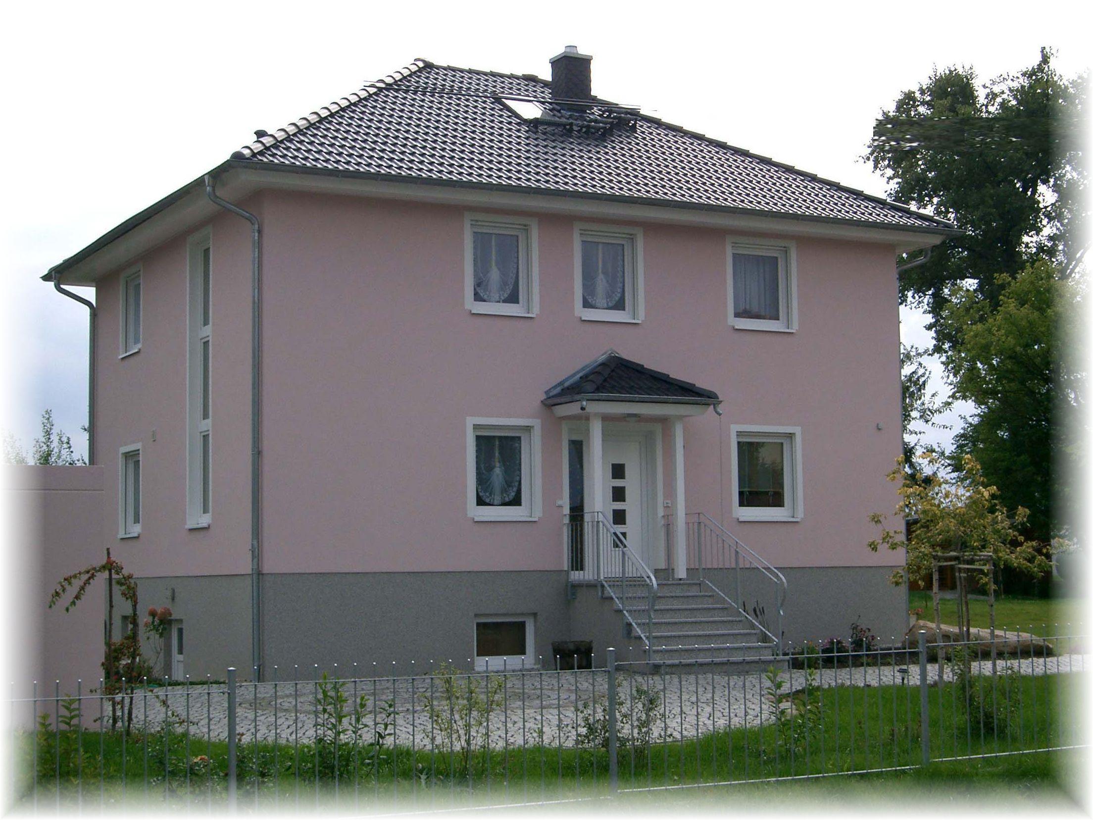 Fassadenfarbe beispiele gestaltung  AUSBAU DETLEFSEN | Referenzen